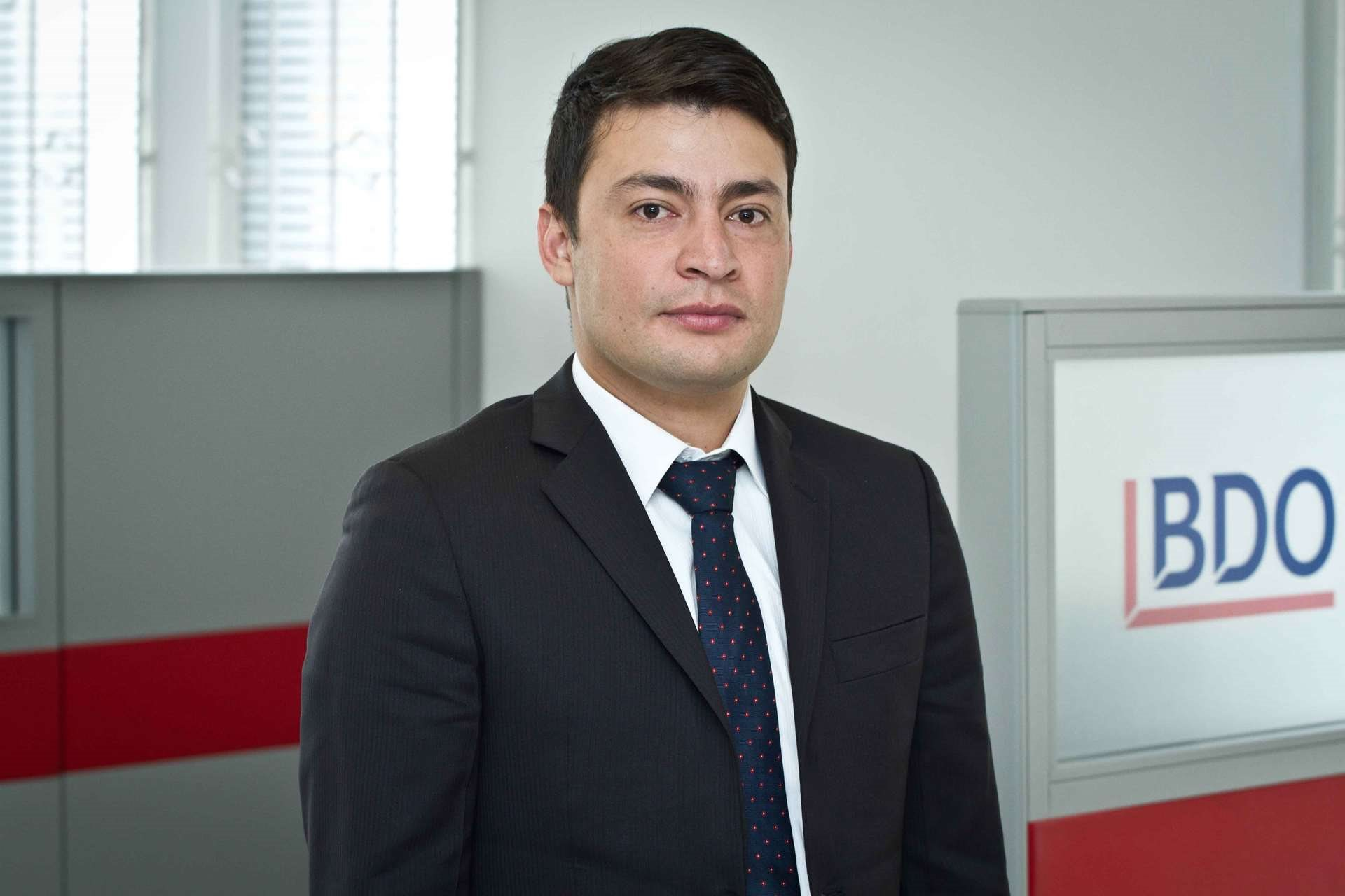 Luis Miguel Jiménez Cifuentes, Transfer pricing manager